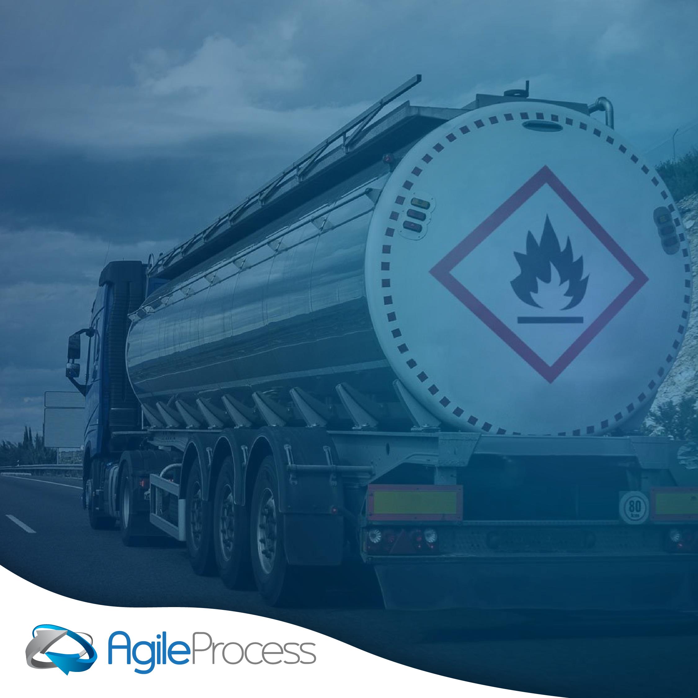 Cuidados com cargas perigosas na logística AgileProcess