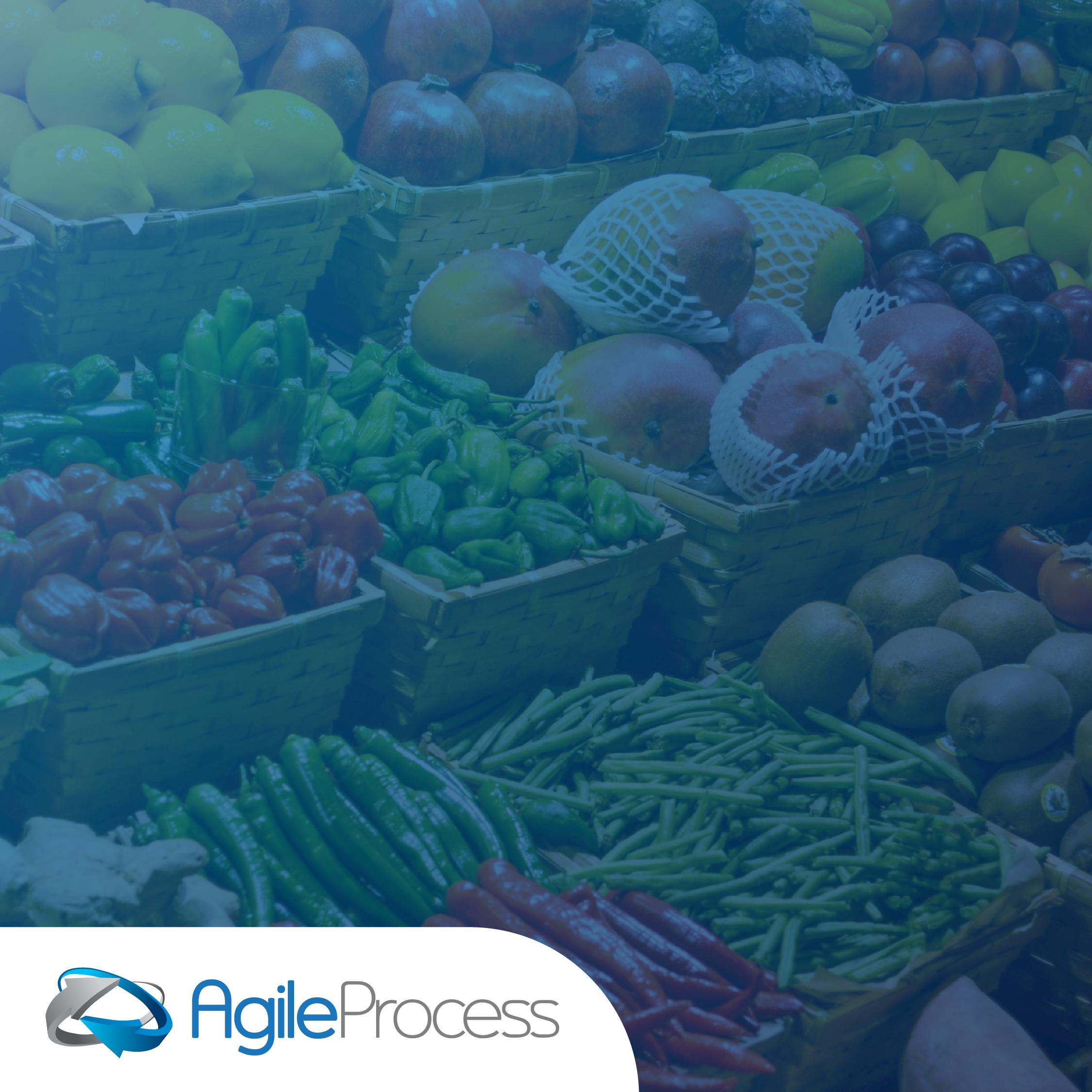 transporte de alimentos, logística AgileProcess